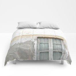 Grunge Window Comforters