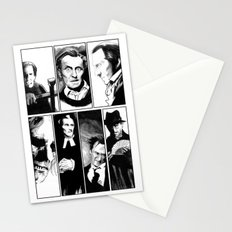 Cushing Horrors Stationery Cards