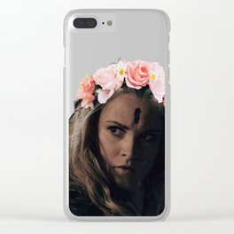 Make Me Heda Clear iPhone Case