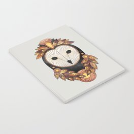 Owl 3 Notebook