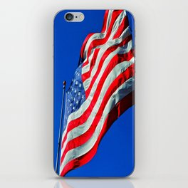Banner Yet Wave iPhone Skin