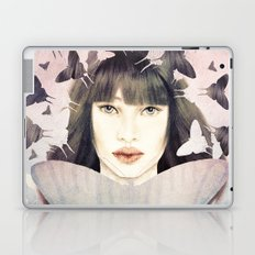 The Time of Butterflies Laptop & iPad Skin