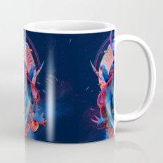 Blue gibbon Coffee Mug