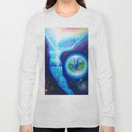 Spirit of Atlantis Long Sleeve T-shirt