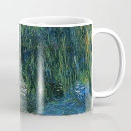 Claude Monet Dark Water  Lilies Coffee Mug