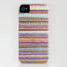 fusion color invasion iPhone (4, 4s) Slim Case