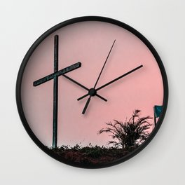 Here we are, now entertain us. Wall Clock
