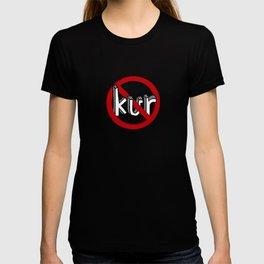 Dun Kur [Don't Care] T-shirt