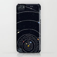 Solar system iPod touch Slim Case