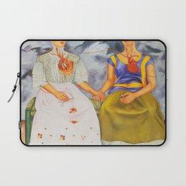 Two fridas art Laptop Sleeve
