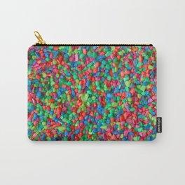 Rainbow gravel Carry-All Pouch