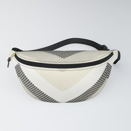 Willow in Cream Fanny Pack