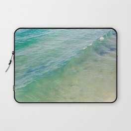Peaceful Waves Laptop Sleeve