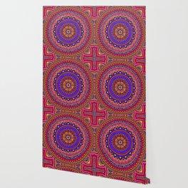 Hippie mandala 42 Wallpaper