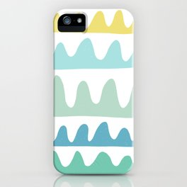 sea fans iPhone Case