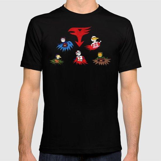Gatchaman! T-shirt
