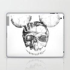 Mickey Skull Laptop & iPad Skin