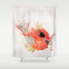 #129 Shower Curtain