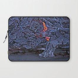 Kilauea Volcano Lava Flow. 2 Laptop Sleeve