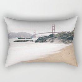 Baker beach Rectangular Pillow