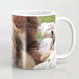Copper the Havapookie as a Puppy Coffee Mug