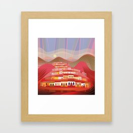 Michoacan Framed Art Print