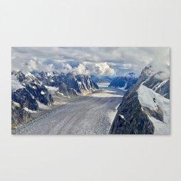 Ruth Gorge Canvas Print
