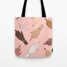 Worldwide Babes Tote Bag