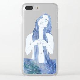 Ianassa Clear iPhone Case