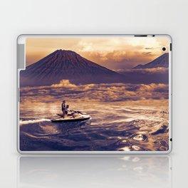 Feels like flying Laptop & iPad Skin