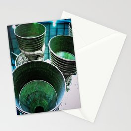 Space Travel (part b) Stationery Cards