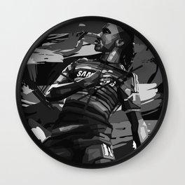 Didier Drogba Legend Wall Clock