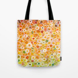 Autumn's Approach Tote Bag