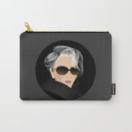 Miranda Priestly Carry-All Pouch
