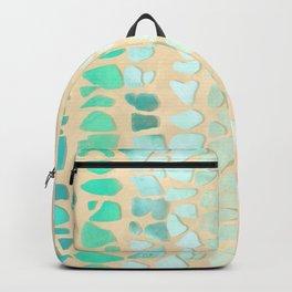 Sea Glass Backpack