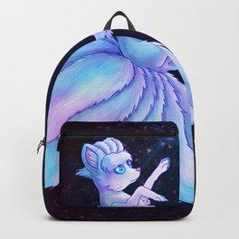 Vulpix Alola Wishing on a Star Backpack