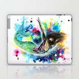 Merman Laptop & iPad Skin