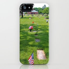 Final Resting Place iPhone Case