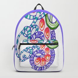 FEEL GOOD VIBES Backpack