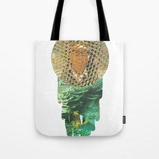 Honeycomb View Tote Bag