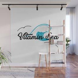 Vitamin Wall Mural