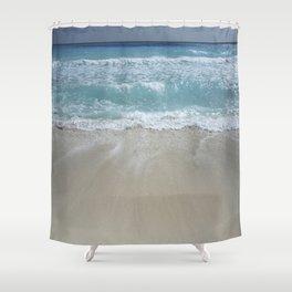 Carribean sea 5 Shower Curtain