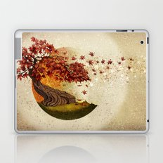 Autumn and other stories Laptop & iPad Skin