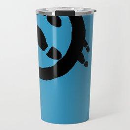 Mystery Glass Travel Mug