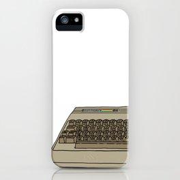 Commodore 64 Retro Computer iPhone Case