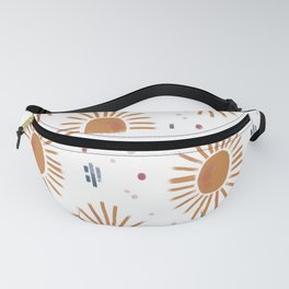 sunbursts Fanny Pack