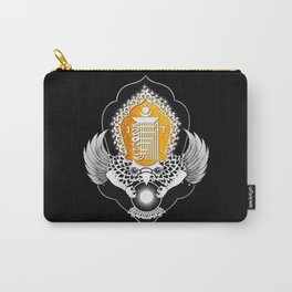 KALACHAKRA : Wheel of Time Carry-All Pouch