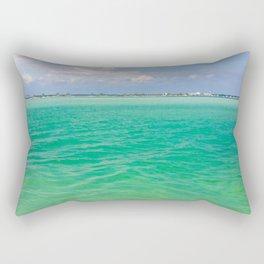 Tranquility: Caladesi Island, FL Rectangular Pillow