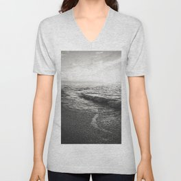 Black sea Unisex V-Neck