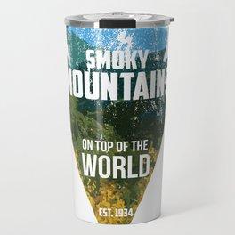 Smoky Mountains Travel Mug